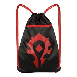 SACO DE GIMNASIO WORLD OF WARCRAFT HORDE