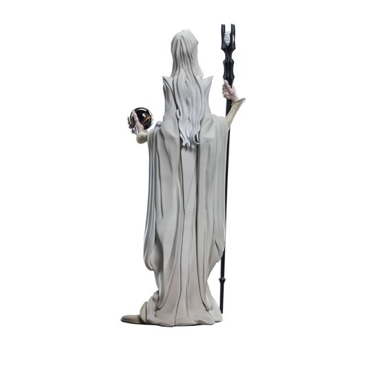 FIGURA THE LORD OF THE RINGS MINI EPICS SARUMAN