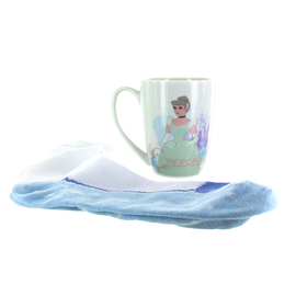 SET TAZA Y CALCETINES DISNEY CENICIENTA