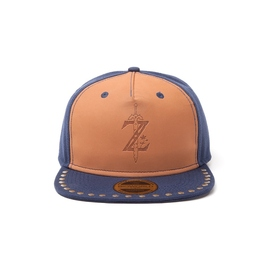 GORRA THE LEGEND OF ZELDA BREATH OF THE WILD GAME LOGO