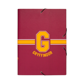 CARPETA SOLAPAS HARRY POTTER GRYFFINDOR