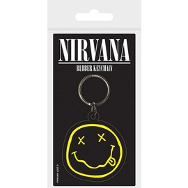 LLAVERO NIRVANA SMILEY