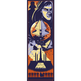 POSTER PUERTA STAR WARS EPISODIO III