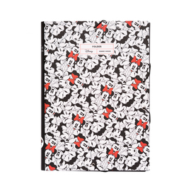CARPETA SOLAPAS MINNIE MOUSE ROCKS THE DOTS