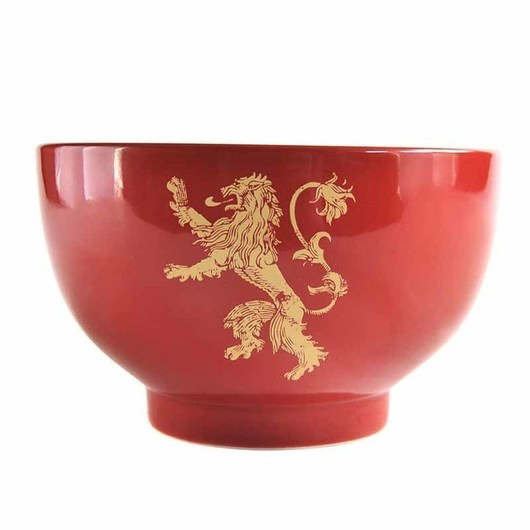 BOWL GAME OF THRONES LANNISTER