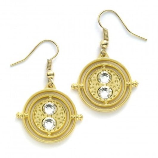 PENDIENTES HARRY POTTER FIXED TIME TURNER