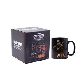 TAZA TERMOCOLORA CALL OF DUTY BLACK OPS 4