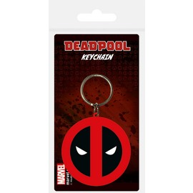 LLAVERO MARVEL DEADPOOL SIMBOLO