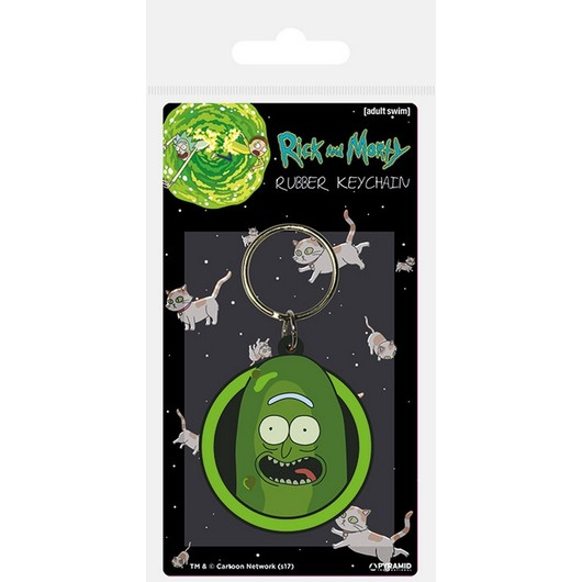 LLAVERO RICK & MORTY PICKLE RICK