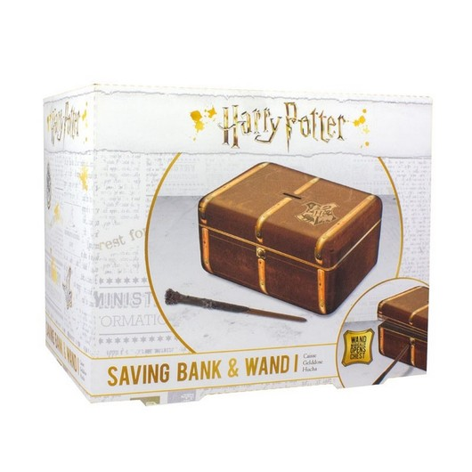 HUCHA HARRY POTTER HOGWARTS TRUNK