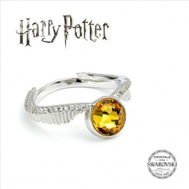 ANILLO SWAROVSKY HARRY POTTER GOLDEN SNITCH TALLA M