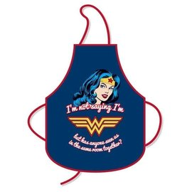 DELANTAL DC COMICS WONDER WOMAN