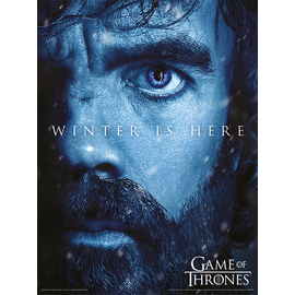 ART PRINT 30X40 GAME OF THRONES WINTER IS HERE TYRION