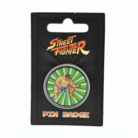 PIN STREET FIGHTER E HONDA