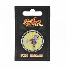 PIN STREET FIGHTER CHUN LI