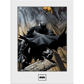 ART PRINT 30X40 DC COMICS BATMAN STALKER