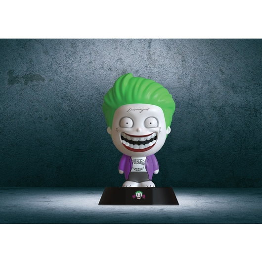 LAMPARA ICON DC COMICS MODERN JOKER 3D