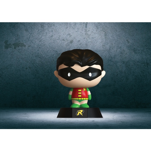 LAMPARA ICON DC COMICS ROBIN 3D