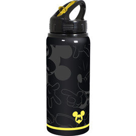 BOTELLA DEPORTIVA ALUMINIO 600 ML MICKEY YOUNG ADULT
