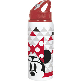 BOTELLA DEPORTIVA ALUMINIO 600 ML MINNIE YOUNG ADULT