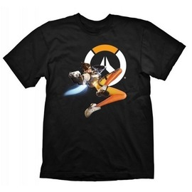 CAMISETA OVERWATCH TRACER HERO XL