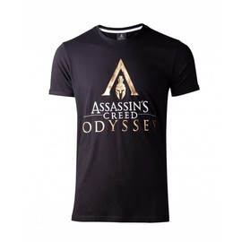 CAMISETA ASSASSINS CREED ODYSSEY LOGO S