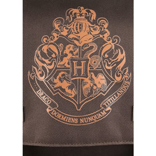 MOCHILA HARRY POTTER FLAP HOGWARTS OVER