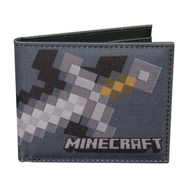 CARTERA MINECRAFT ESPADA MULTICOLOR