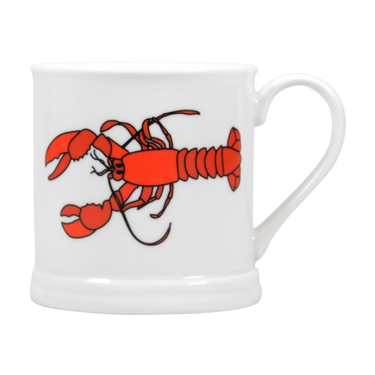 TAZA VINTAGE FRIENDS LOBSTER
