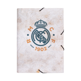 CARPETA CLASIFICADORA REAL MADRID VINTAGE COLLECTION