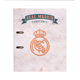 ARCHIVADOR CON COMPRESOR REAL MADRID VINTAGE COLLECTION