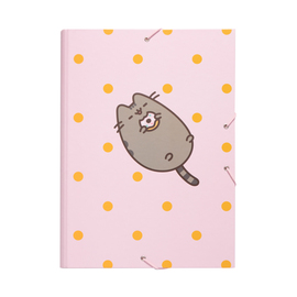 CARPETA CLASIFICADORA PUSHEEN ROSE COLLECTION
