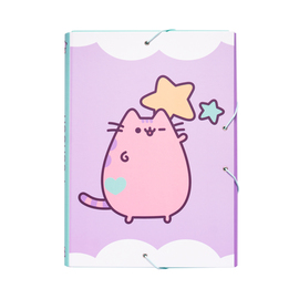 CARPETA SOLAPAS PUSHEEN THE CAT 2