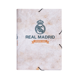 CARPETA SOLAPAS REAL MADRID VINTAGE COLLECTION