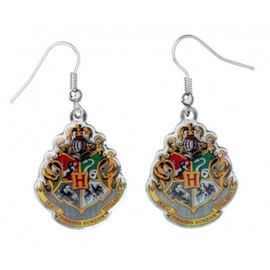 PENDIENTES HARRY POTTER HOGWARTS