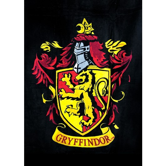 TOALLA HARRY POTTER GRYFFINDOR