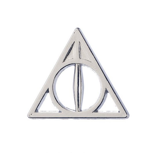 PIN HARRY POTTER RELIQUIAS DE LA MUERTE