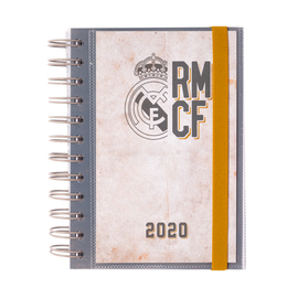 AGENDA 2020 DIA PAGINA REAL MADRID