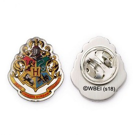 PIN HARRY POTTER ESCUDO HOGWARTS