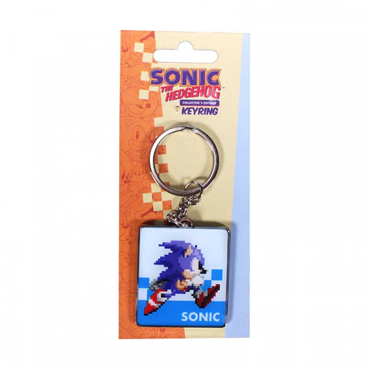 LLAVERO SONIC THE HEDGEHOG SONIC