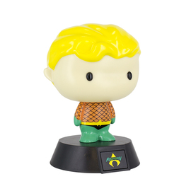 LAMPARA DC COMICS MINI AQUAMAN 3D
