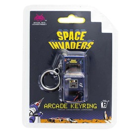 LLAVERO SPACE INVADERS ARCADE