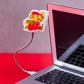 LAMPARA USB SUPER MARIO