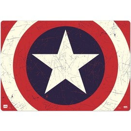 VADE ESCOLAR MARVEL CAPTAIN AMERICA SHIELD