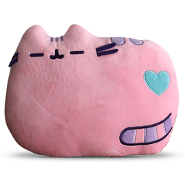 COJIN PUSHEEN LAYING DOWN PINK