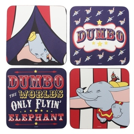 POSAVASOS SET DE 4 DISNEY DUMBO