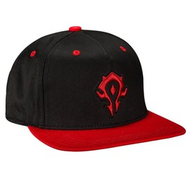 GORRA WORLD OF WARCRAFT LEGENDARY HORDE