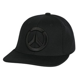 GORRA OVERWATCH BLACKOUT SNAP BACK
