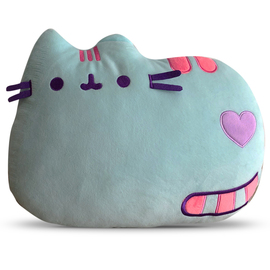 COJIN PUSHEEN LAYING DOWN GREEN