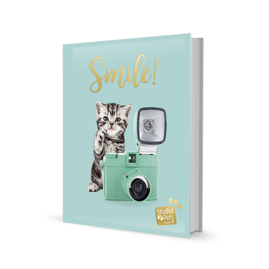 ALBUM FOTO SOFT 96 BOLSILLOS 13X20CM STUDIO PETS CAT